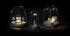 Lampada da tavolo My Little Evening - / LED - H 22 cm di Seletti