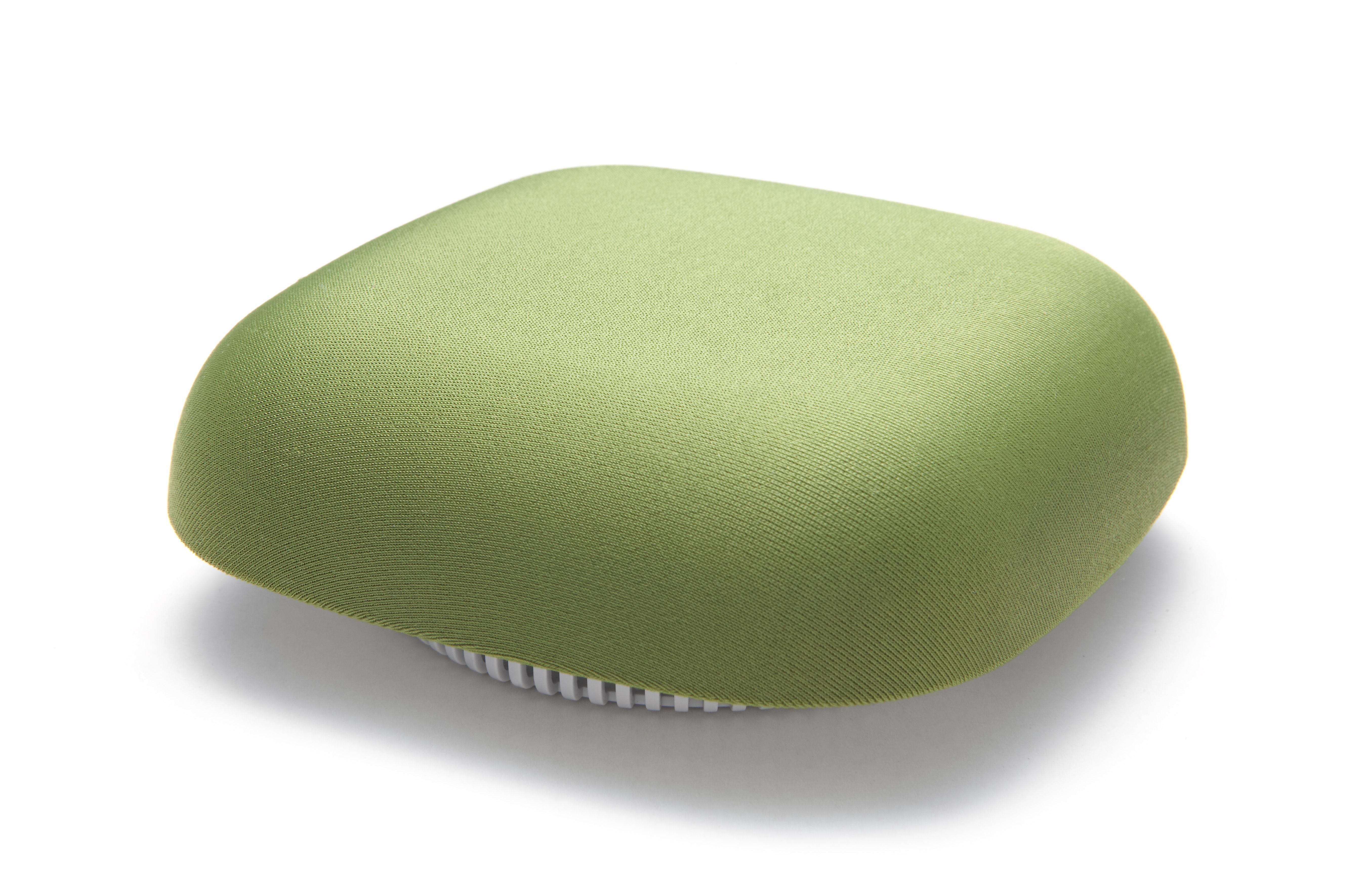 Accessories - Home Accessories - Kupu Smoke alarm - Sticky by Jalo Helsinki - Green - Fabric, Plastic material
