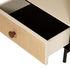 Table de chevet Essence / Bois & rotin - Maison Sarah Lavoine