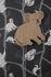 Koala Wallpaper - / 1 roll - Width 53 cm by Ferm Living