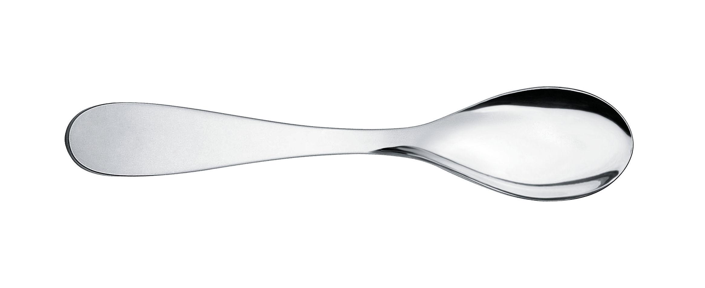 Arts de la table - Couverts de table - Cuillère à soupe Eat.it - Alessi - Métal brillant - Acier inoxydable 18/10