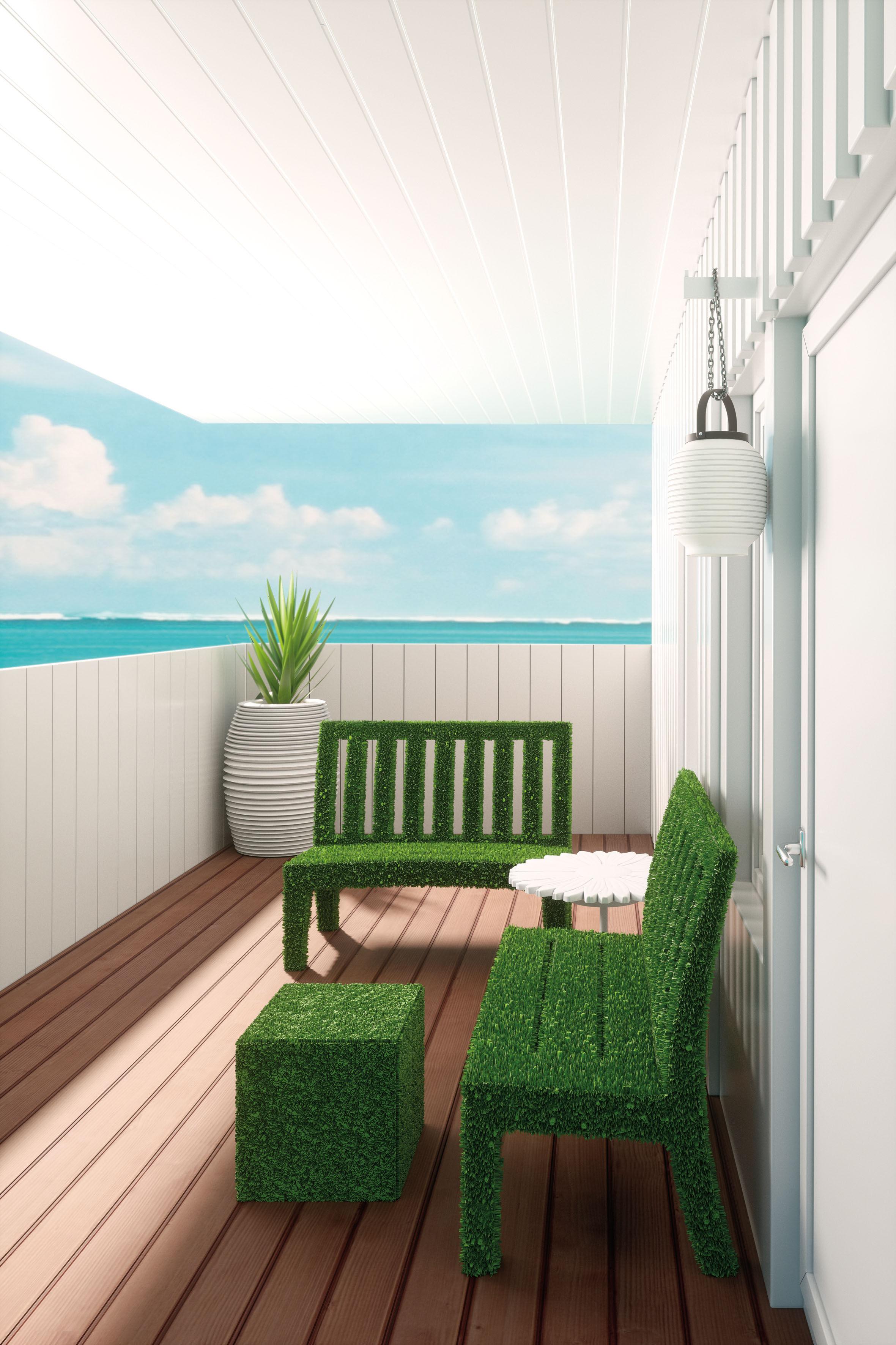 lampe ohne kabel honey von serralunga wei made in design. Black Bedroom Furniture Sets. Home Design Ideas