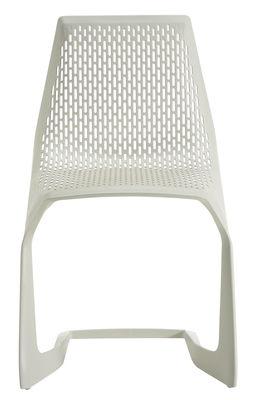 Image of Sedia impilabile Myto di Plank - Bianco - Materiale plastico