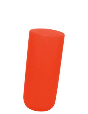 Arredamento - Mobili Ados  - Sgabello Sway - H 50 cm di Thelermont Hupton - Arancione - Polietilene