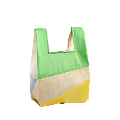 Accessories - Bags, Purses & Luggage - Six-Colour Shopping bag - / Ripstop Nylon - By Susan Bijl & Bertjan Pot by Hay - No. 3 / Multicoloured - Ripstop nylon