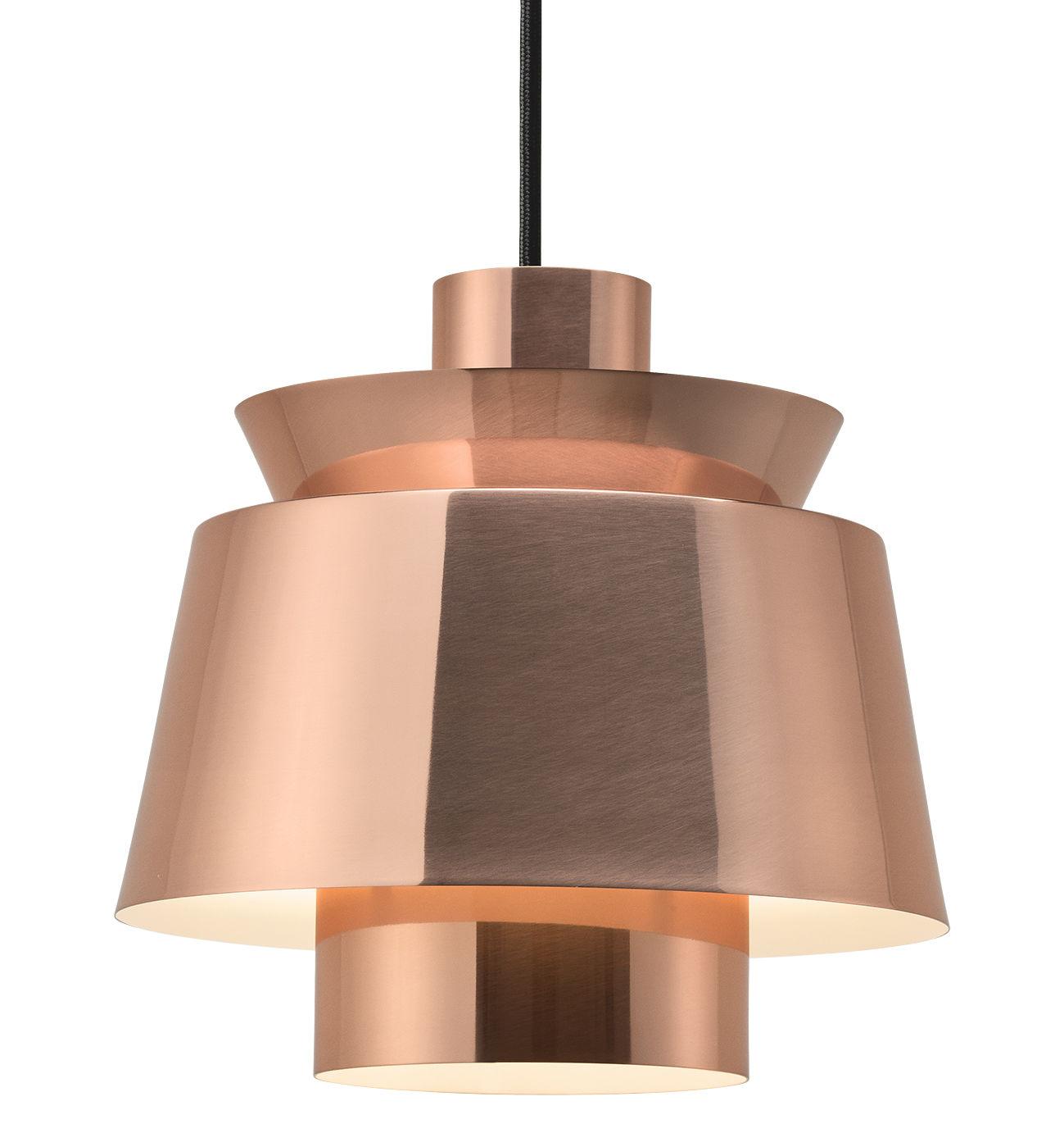 Illuminazione - Lampadari - Sospensione Utzon - / Riedizione 1947 di &tradition - Ramato - Cuivre laqué