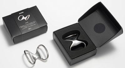 Kitchenware - Cool Kitchen Gadgets - Marli Bottle opener by Alessi - Steel - Stainless steel