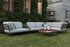 Canapé droit Level / Module angle gauche - L 140 cm / Tissu - Houe