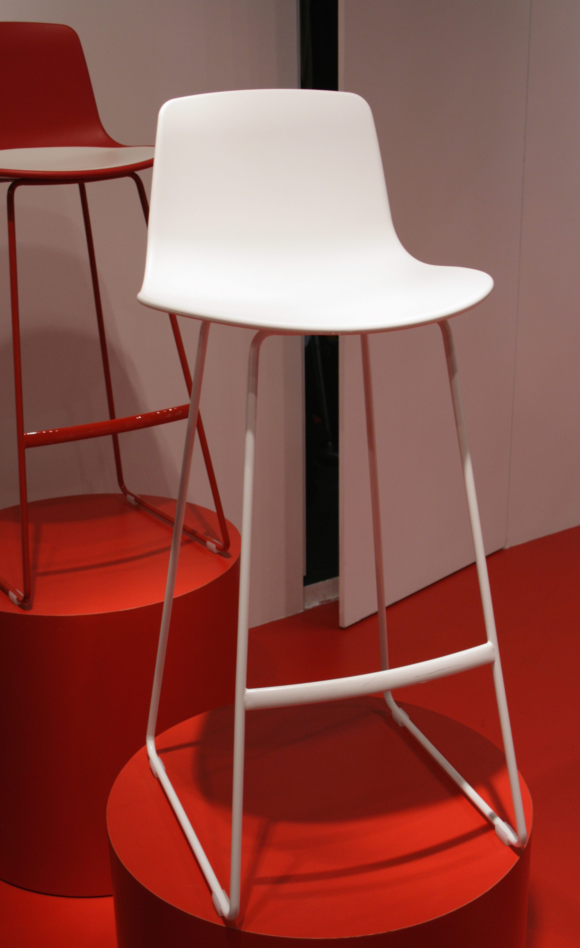 Chaise de bar Lottus Enea Blanc Made In Design