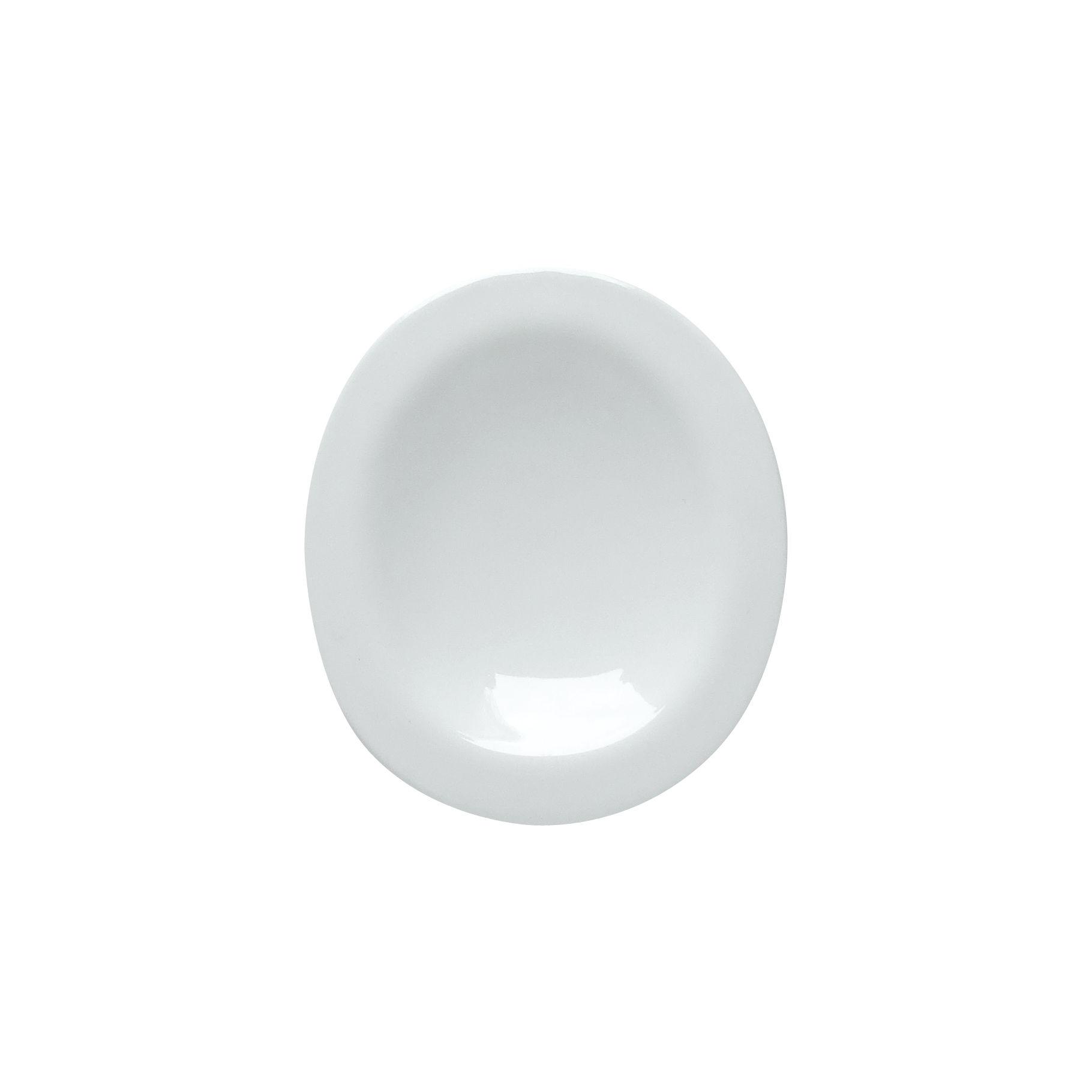 Arts de la table - Saladiers, coupes et bols - Coupelle Jo 1 / 7 x 8 cm - cookplay - Blanc brillant - Porcelaine émaillée
