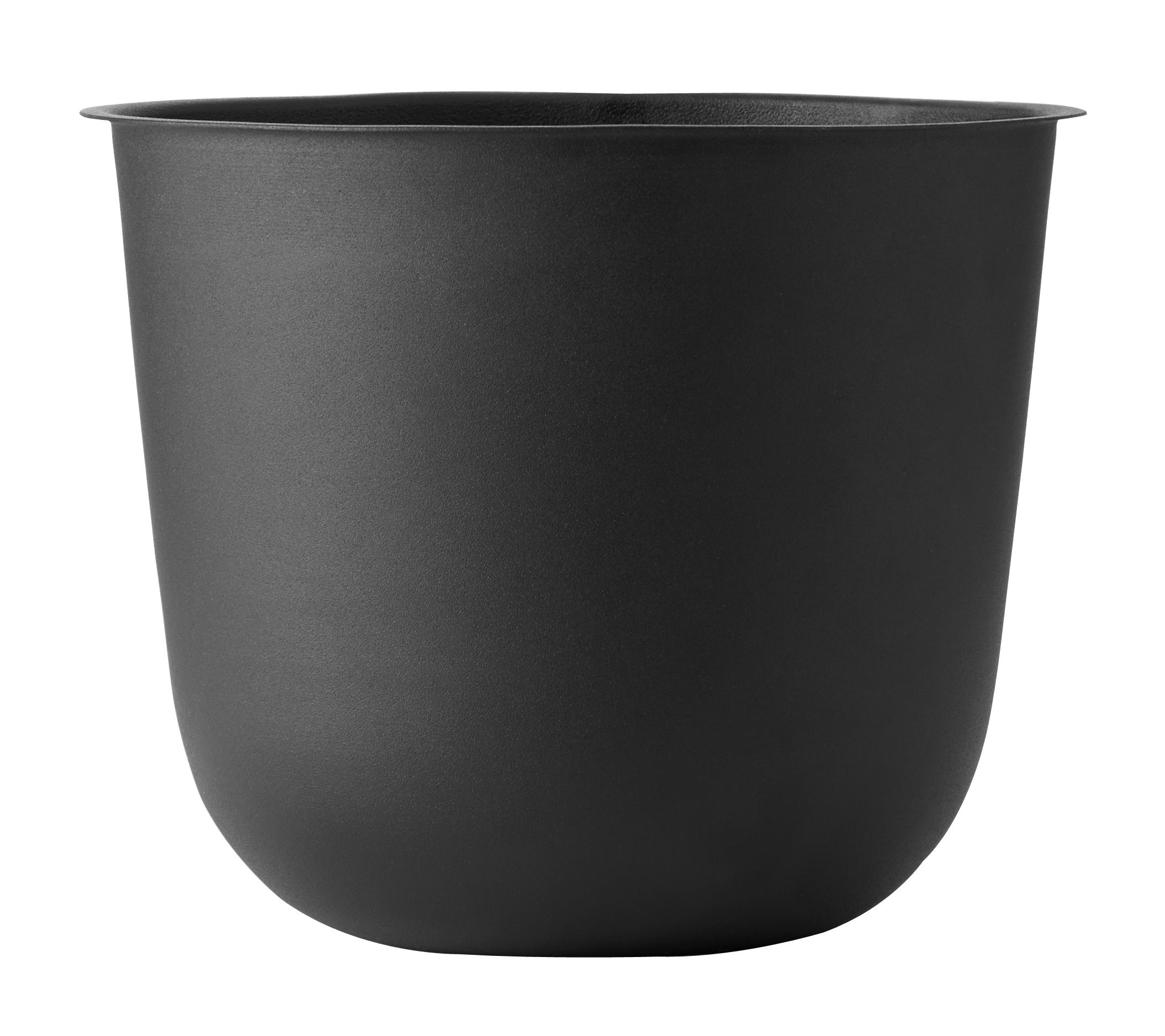 Outdoor - Pots & Plants - Wire Flowerpot - For Wire Base by Menu - Black - Mat laquered steel