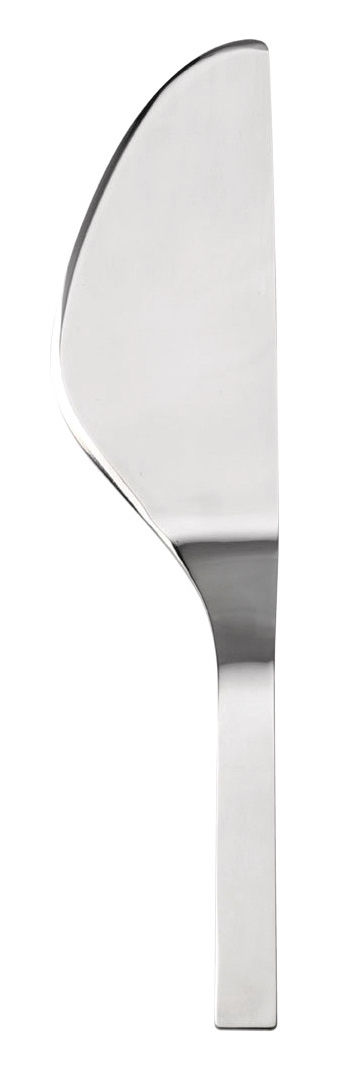 Arts de la table - Couverts de service - Pelle à tarte Colombina - Alessi - Acier brillant - Acier inoxydable 18/10