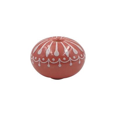 Arts de la table - Plats - Poignée de couvercle / Pour  Ma Jolie Cocotte - Cookut - Céramique / Boule rose - Céramique