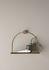 Brass Shelf - / L 26 x H 21 cm by Ferm Living