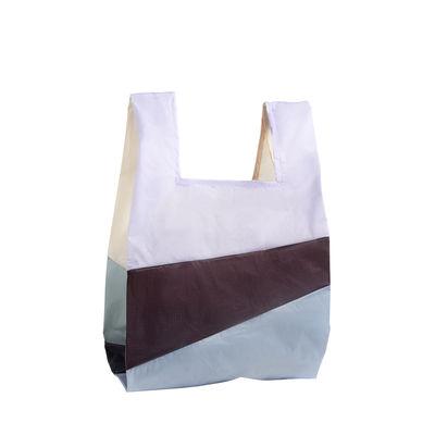 Accessories - Bags, Purses & Luggage - Six-Colour Shopping bag - / Ripstop Nylon - By Susan Bijl & Bertjan Pot by Hay - No. 2 / Multicoloured - Ripstop nylon