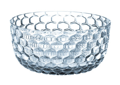 Tableware - Bowls - Jellies Family Small dish - Ø 14 cm by Kartell - Sky blue - Thermoplastic technopolymer