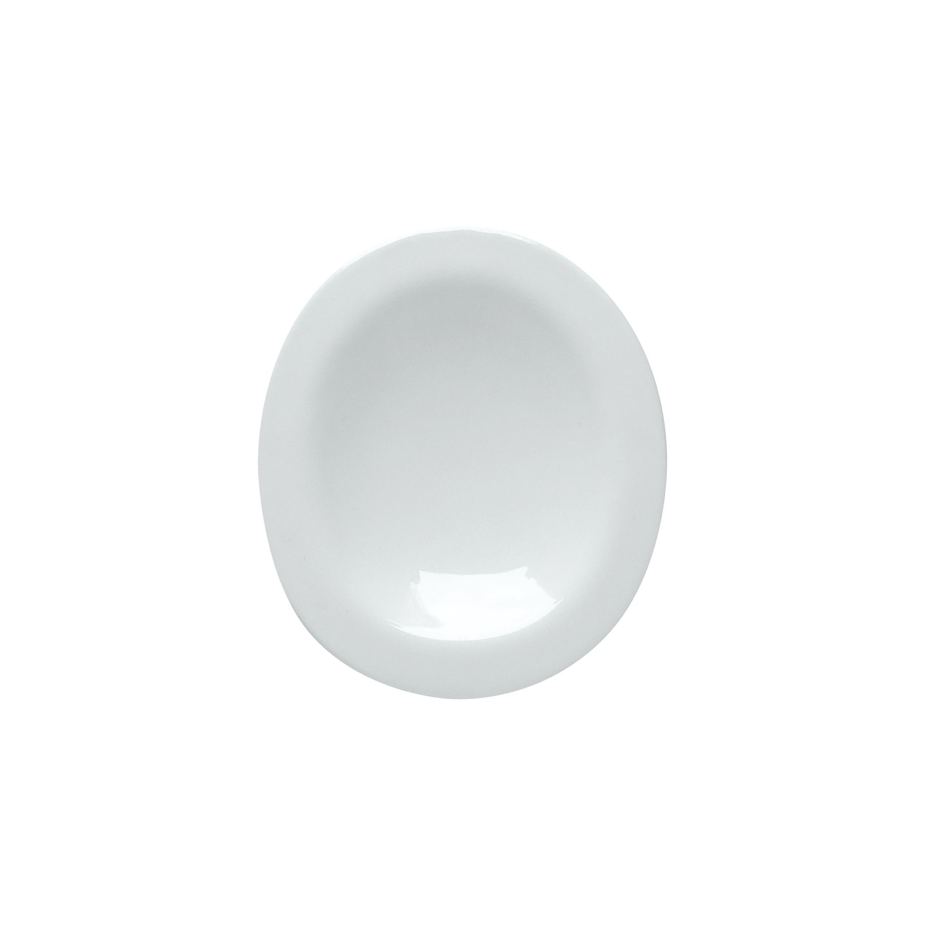 Tableware - Bowls - Jo 1 Small dish - 7 x 8 cm by cookplay - Shiny white - Enamelled china