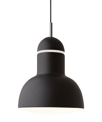 Luminaire - Suspensions - Suspension Type 75 Maxi / Ø 23 cm - Anglepoise - Noir - Aluminium peint
