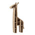 Girafe Bookcase - / free-standing - L 46 x H 148 cm by Bloomingville