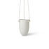 Speckle Small Hanging pot - / Stoneware - Ø 13.5 x H 18.5 cm by Ferm Living