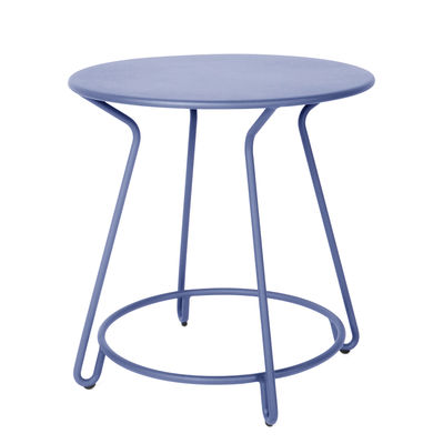 Table ronde Huggy Maiori - Bleu | Made In Design