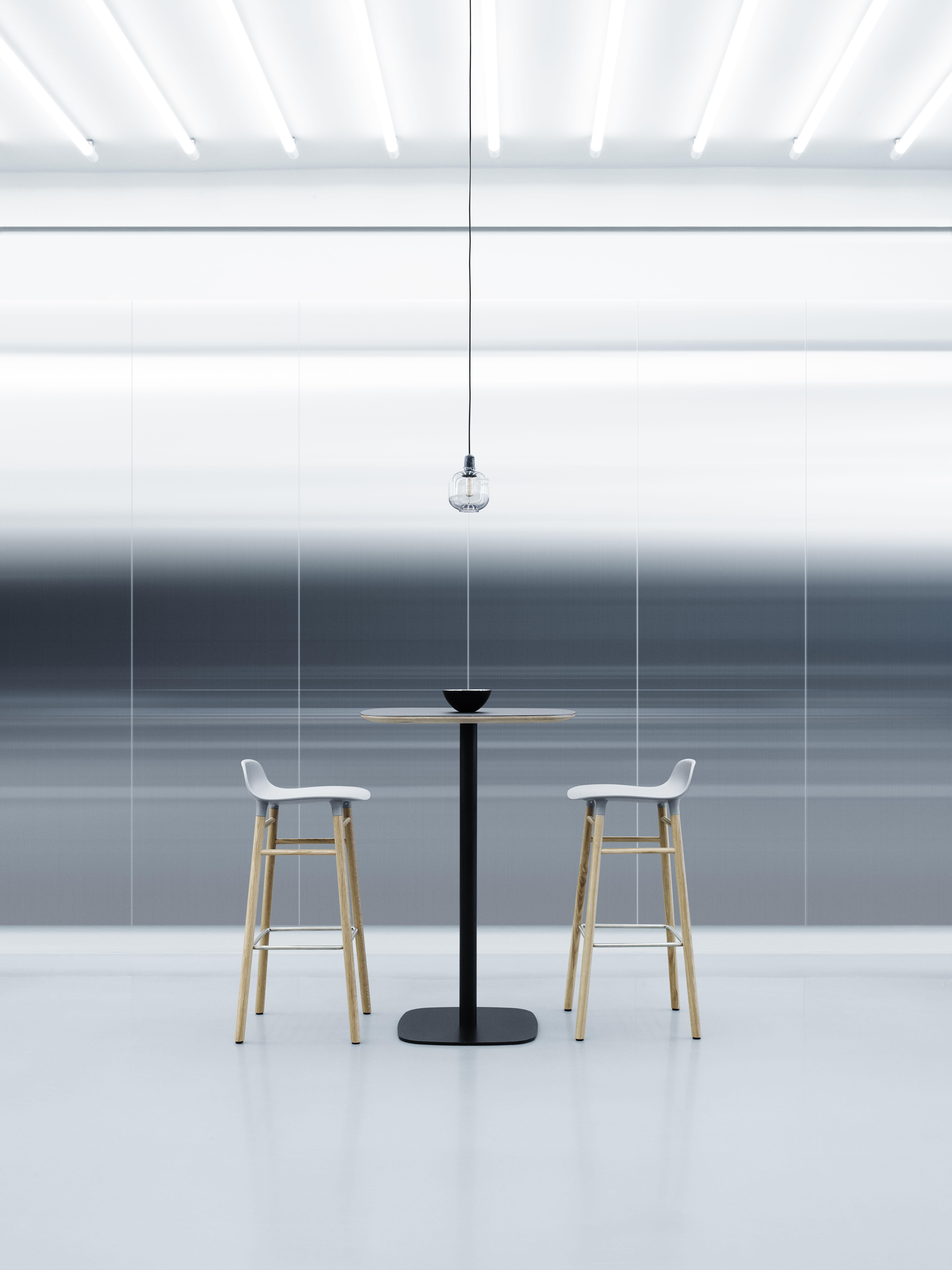 tabouret de bar form normann copenhagen bleu or made. Black Bedroom Furniture Sets. Home Design Ideas