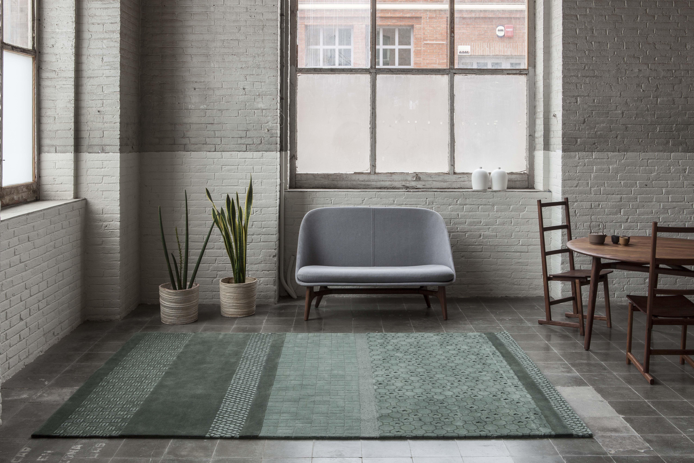 tapis jie 200 x 300 cm vert c ladon nanimarquina made in design. Black Bedroom Furniture Sets. Home Design Ideas