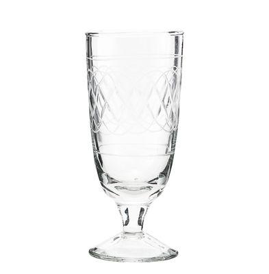 Verre à bière Vintage - House Doctor transparent en verre