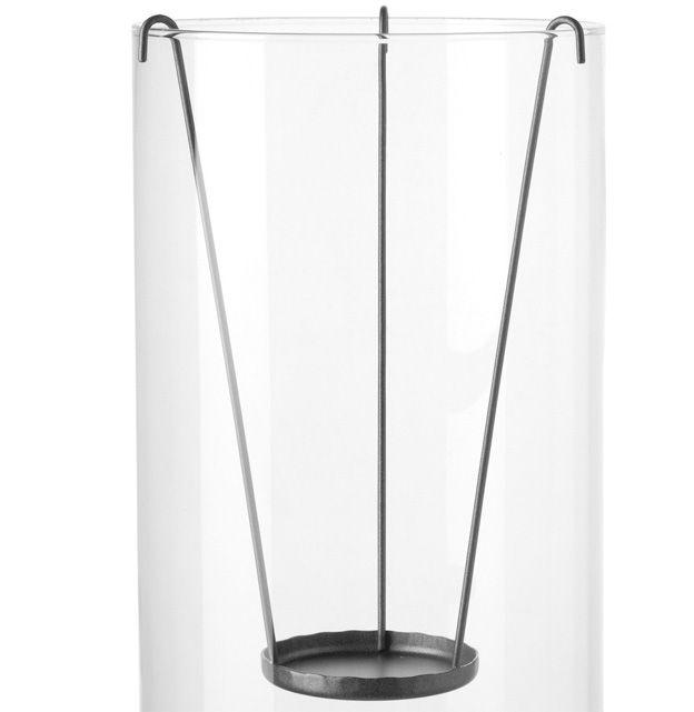 Dekoration - Vasen - Adapter für Vasen / Windlichter - Leonardo - Schwarz - Metall