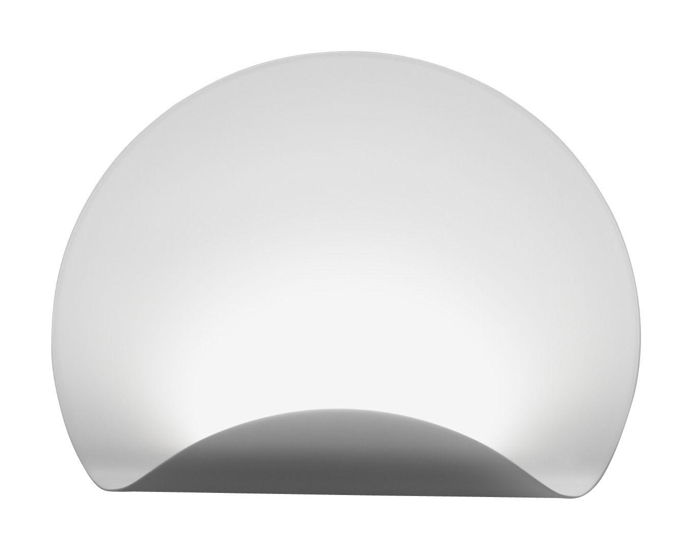 Luminaire - Appliques - Applique Dinarco L 40 cm - Artemide - Blanc - Aluminium verni