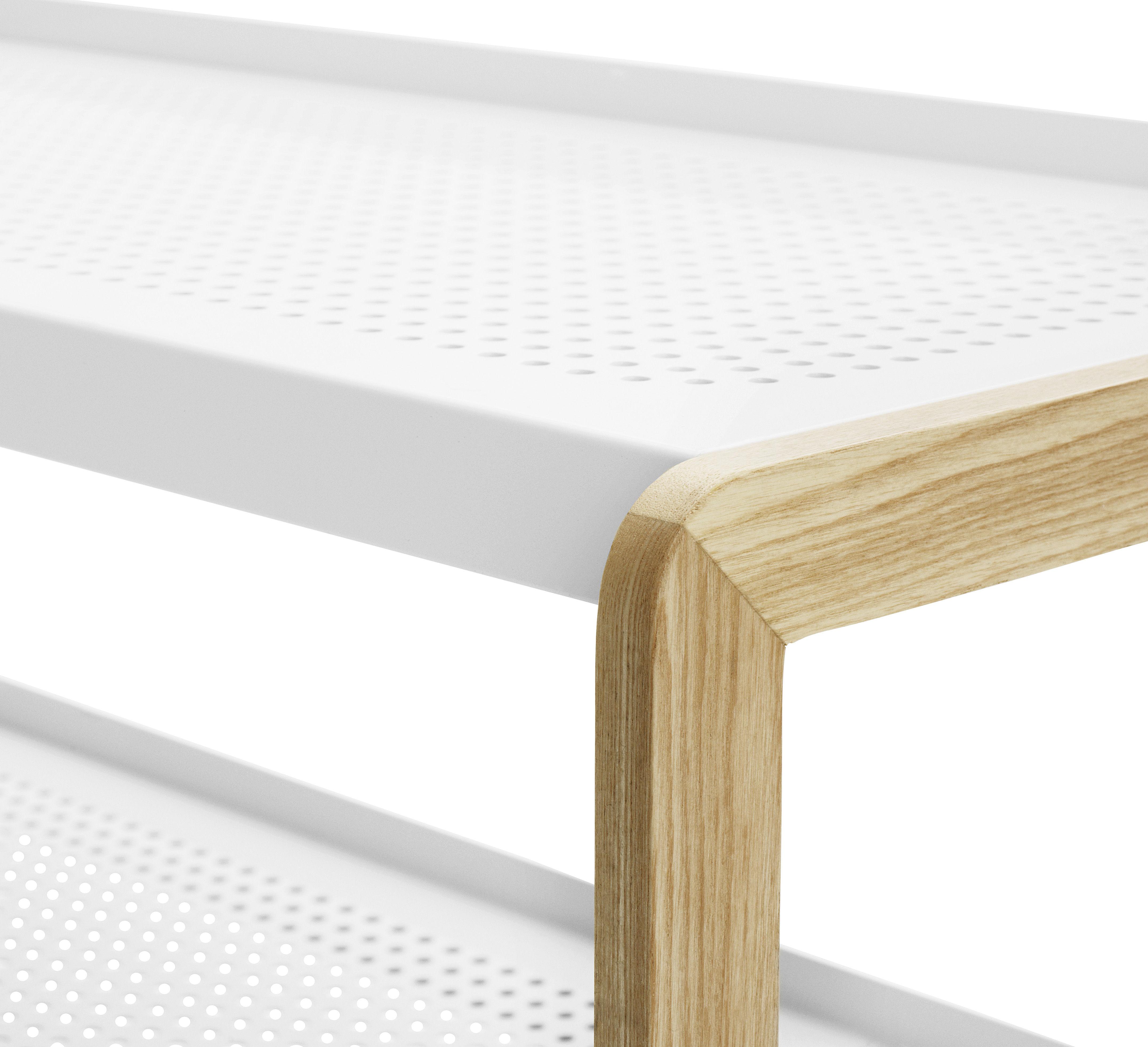 ee54a463787 ... Furniture - Shelves & Storage Furniture - Sko Shoe rack by Normann  Copenhagen - White -