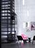 Sospensione Guise - / Diffusori verticali - LED di Vibia