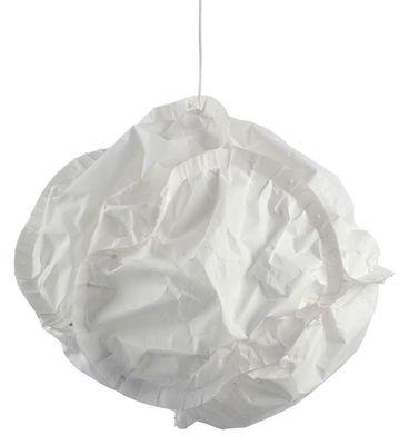Suspension Cloud / Ø 60 cm  - Belux blanc en matière plastique