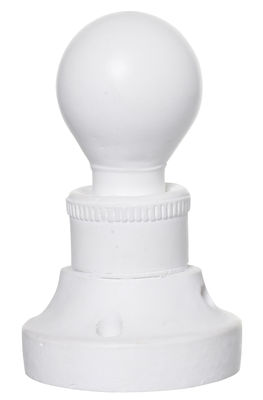 Luminaire - Mobilier et objets lumineux - Veilleuse luminescente - Maison Martin Margiela - Blanc - Plâtre phosphorescent