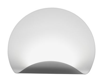 Lighting - Wall Lights - Dinarco Wall light - L 40 cm by Artemide - White - Varnished aluminium