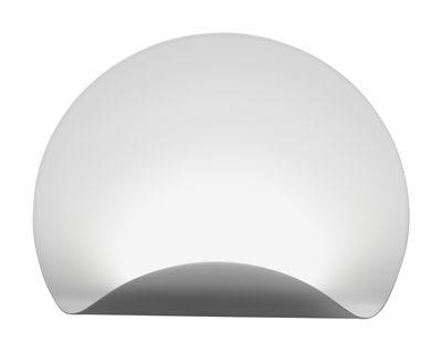 Leuchten - Wandleuchten - Dinarco Wandleuchte L 40 cm - Artemide - Weiß - klarlackbeschichtetes Aluminium