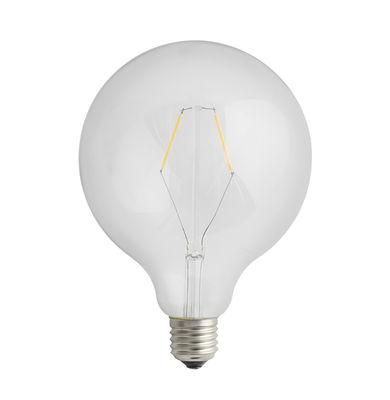 Ampoule LED filaments E27 / Dimmable / 2W - 220 lumen - Muuto transparent en verre