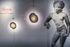 Applique Gioia Large / LED - Ø 40 cm / Marbre & plexiglas - Foscarini