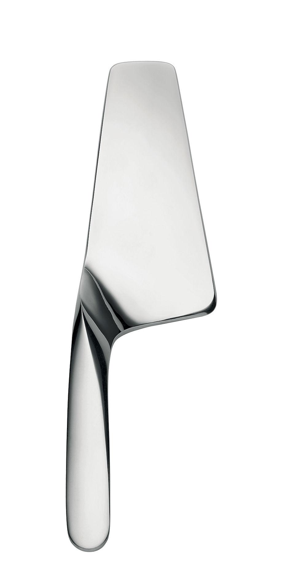 Tableware - Serving Cutlery - Giro Cake slice by Alessi - Steel - Stainless steel