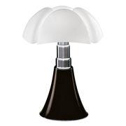 Lampe de table Pipistrello 4.0 Tunable White / Bluetooth - H 66 à 86 cm - Martinelli Luce marron en métal/matière plastique