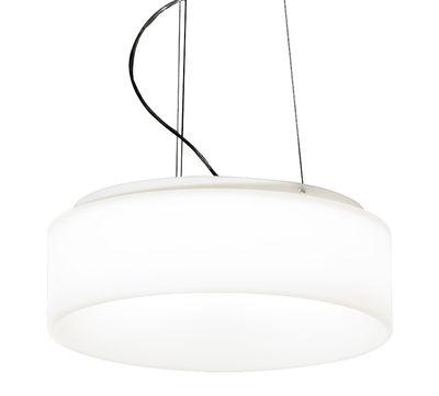 Hole-light Pendelleuchte Ø 50 cm - Martinelli Luce - Weiß