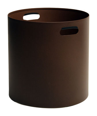 Outdoor - Vasi e Piante - Portavaso Rusty - Ø 48 cm di Zeus - Ruggine - Acciaio zincato