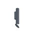 Applique Flauta Riga 1 / LED - Motif rayures verticales / H 22,5 cm - Flos