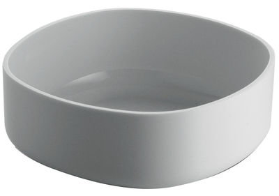 Decoration - For bathroom - Birillo Bowl by Alessi - White - PMMA