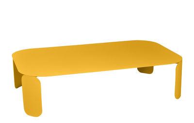 Bebop Couchtisch / 120 x 70 x H 29 cm - Fermob - Honig