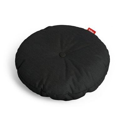 Coussin d'extérieur Circle Pillow / Ø 50 cm - Fatboy anthracite en tissu