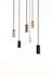 Kit d'assemblage Triana / Pour créer une suspension Triple circulaire - Carpyen