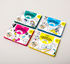 Poster à colorier Coloriage Pocket - Princesses & dragons / 52 x 38 cm - OMY Design & Play