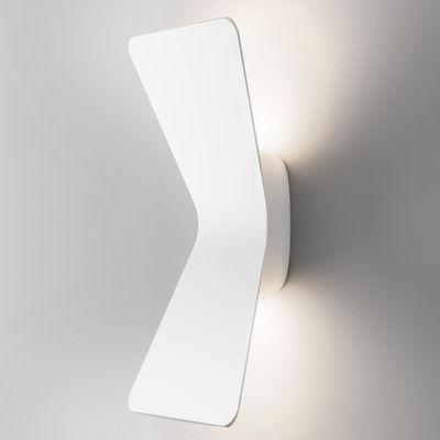 Lighting - Wall Lights - Flex LED Wall light by Fontana Arte - White - Aluminium