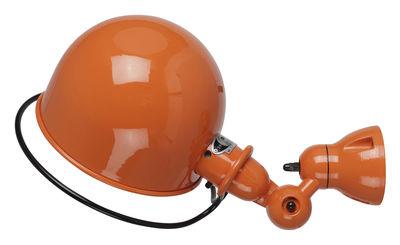 Loft Wandleuchte Ø 20 cm - Jieldé - Orange glänzend
